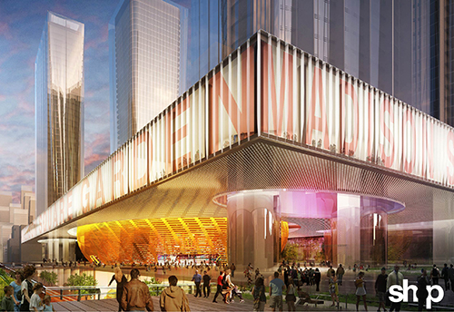Four Design Firms Reimagine Penn Station And Madison Square Garden Contract Design