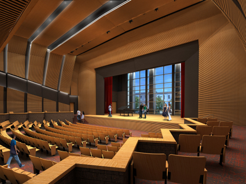 Perkins Eastman Reimagines Historic Dunbar High School In