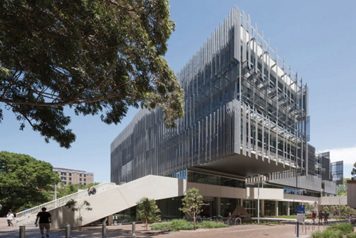 Nadaaa and john wardle architects complete the melbourne for Architecture firms melbourne
